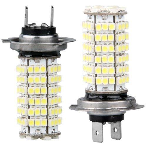 H7 AMPOULE LAMPE 3528 SMD 120 LEDs BLANC 12V POUR VOITURE