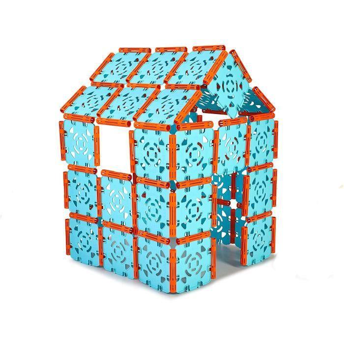 Jeux de construction Feber- Build-on Jeu de Construction, 800012608, 25 cm179