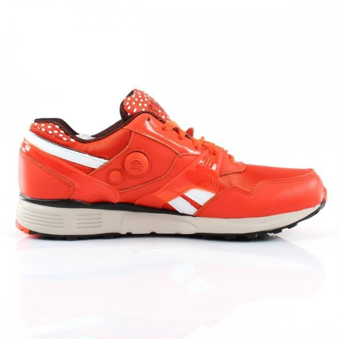 Baskets REEBOK Pump Running Dual - Keith Haring 'Blazing Orange'