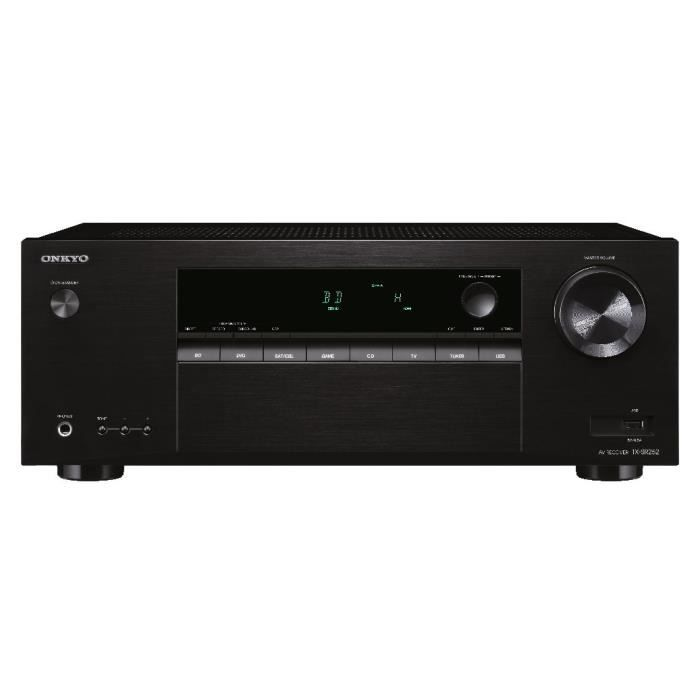 ONKYO TX-SR252 - Amplificateur Tuner Home Cinema 5.1 canaux - HDMI - USB - Noir