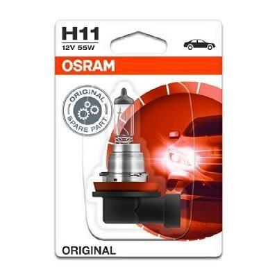 OSRAM Lampe de phare halogène Original H11