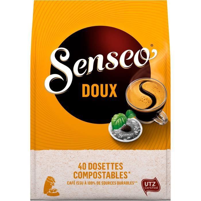 Senseo Café Doux x40 - 277g