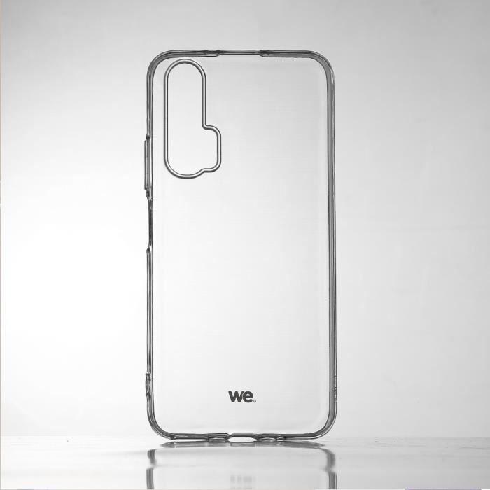 WEWE Coque de protection transparente pour smartphone HONOR 20 PRO Fabriqué en TPU. Ultra résistant Apparence du téléphone