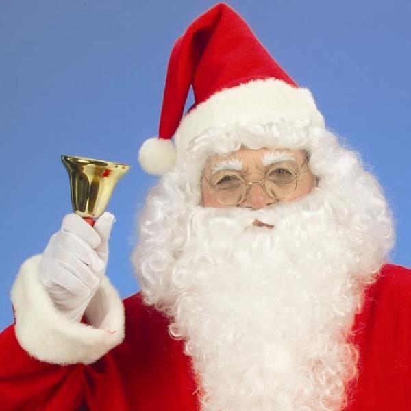 Accessoire Cloche de Père Noël