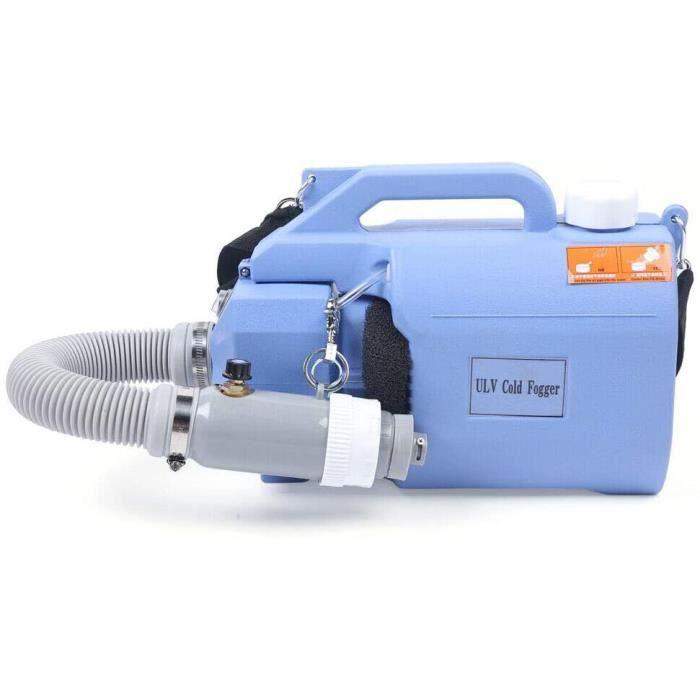 Farzeo 2L Machine portative n/ébulisateur ULV pulv/érisateur Thermique Fogging Machine Thermique Diesel Tueur de Moustique brumisation Machine /à lint/érieur pulv/érisateur de d/ésinfection