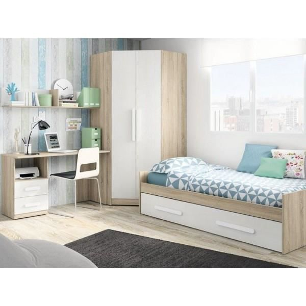chambre enfant compl te deco 318 achat vente chambre. Black Bedroom Furniture Sets. Home Design Ideas