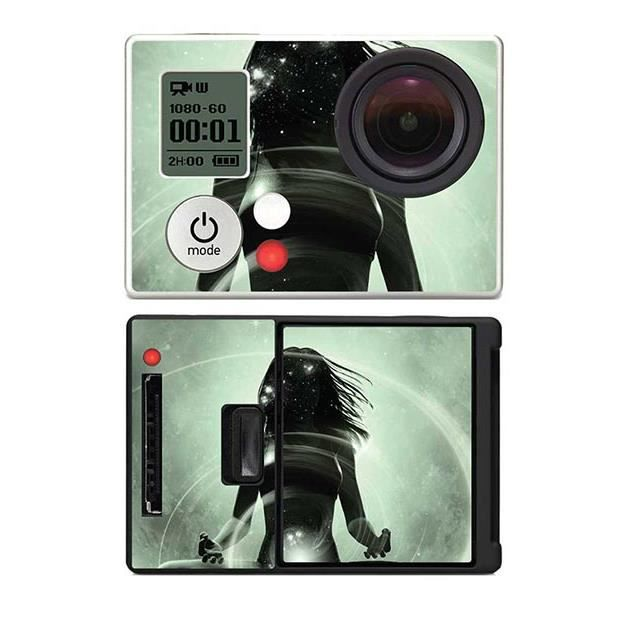 skin stickers pour gopro hero 3 sticker magic yoga. Black Bedroom Furniture Sets. Home Design Ideas