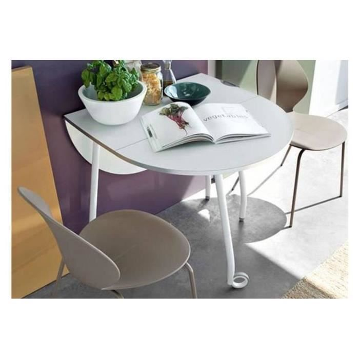table pliante modulable blitz de calligaris bla achat vente table a manger seule table. Black Bedroom Furniture Sets. Home Design Ideas