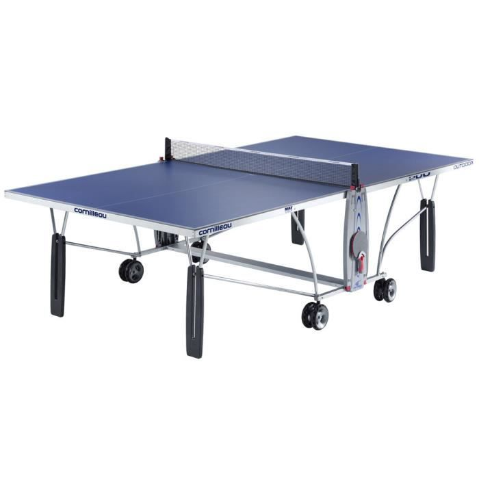 table de ping pong sport 200s outdoor prix pas cher cdiscount. Black Bedroom Furniture Sets. Home Design Ideas