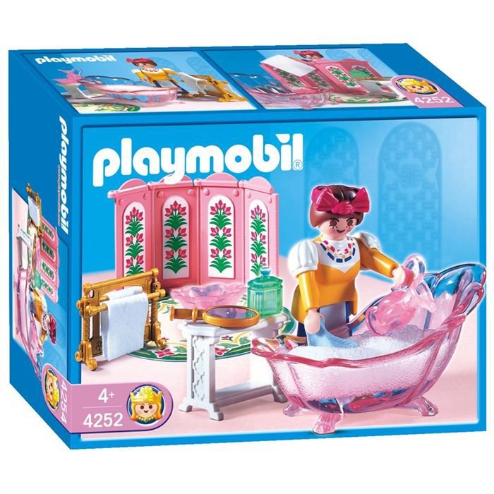 Chateau de princesse playmobil for Playmobil chambre princesse