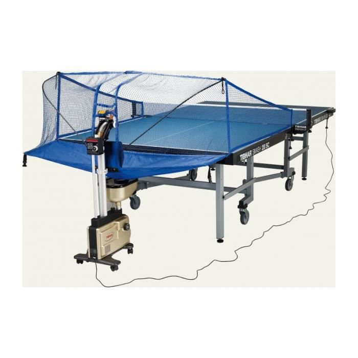 Tibhar robopro plus robot tennis de table prix pas - Table de ping pong pas cher decathlon ...