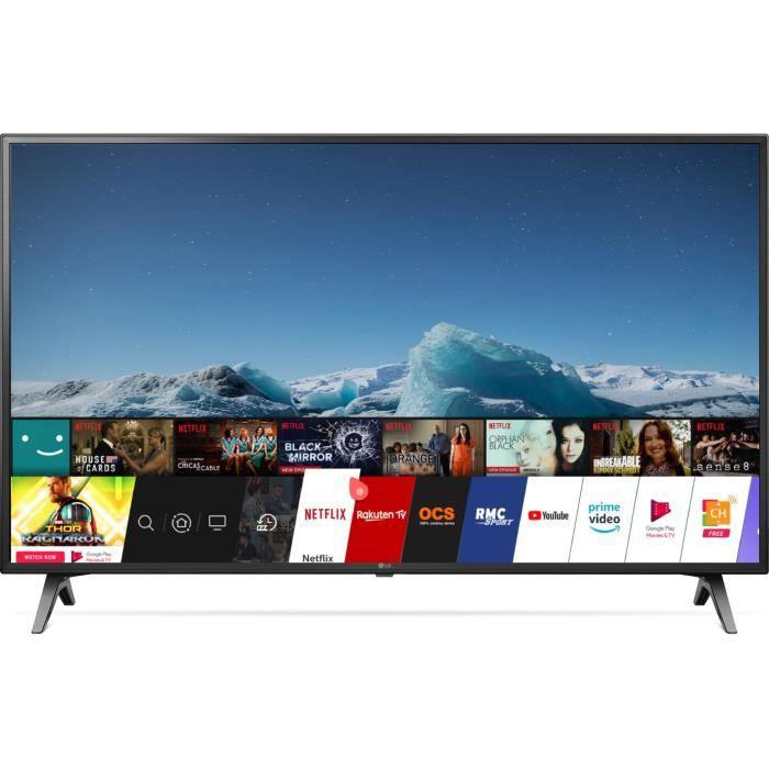 LG 43UM7100 TV LED 4K UHD - 43 poucesLG 43UM7100 TV LED 4K UHD - 43 pouces