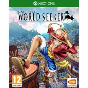 JEU XBOX ONE One Piece World Seeker Jeu Xbox One