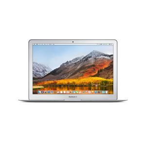 "Achat PC Portable Apple MacBook Air - MMGG2F/A - 13"" - 8Go de RAM - OS  X El Capitan - Intel Core i5 - Disque Dur 256Go pas cher"