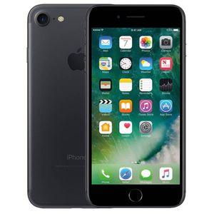SMARTPHONE RECOND. Apple iPhone 7 32 Go - Noir Mate reconditionné à n
