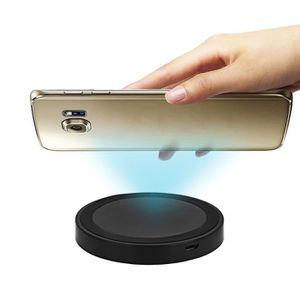 BAREBONES Q5 chargeur sans fil Pad compatible Qi appareils n
