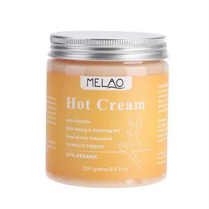 MINCEUR - CELLULITE MELAO Cellulite Hot Cream Brûleur De Graisse Mince
