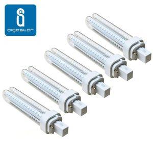 AMPOULE - LED Pack 5ampoules aigostar 183653LED PLC 2U 15W am