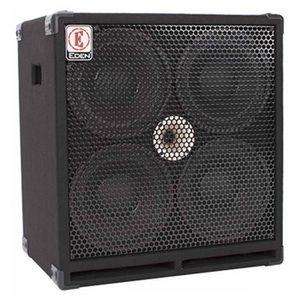 AMPLIFICATEUR Eden TN410-8 - Baffle Basse 4x10'' 600 Watts sous