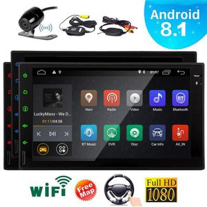 TABLETTE TACTILE Android 8.1 Oreo voiture automobile Radio Audio st