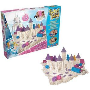 JEU DE SABLE À MODELER Goliath - Super Sand Disney Cindrella 's Castle  -
