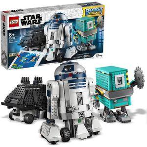 ASSEMBLAGE CONSTRUCTION LEGO® Star Wars™ BOOST 75253 - Commandant des Droï