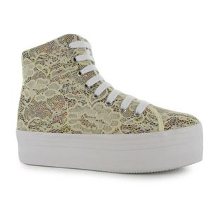 BASKET Jeffrey Campbell Play Homg Baskets Montantes En De