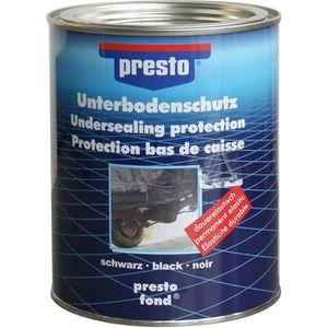 Presto sous protection des sols PRESTO UBS bitume noir 1000