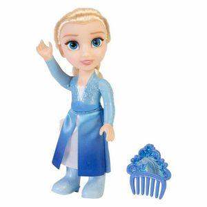 POUPÉE REINE DES NEIGES Poupée Elsa - 15 cm