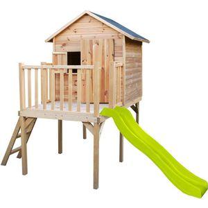 MAISONNETTE EXTÉRIEURE Cabane en bois pour enfant  CHARLOTTE