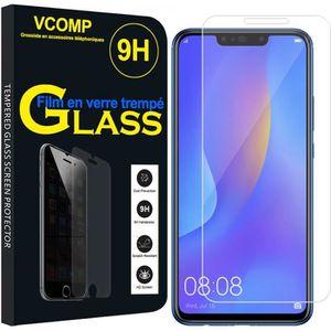 FILM PROTECT. TÉLÉPHONE VCOMP - Pour Huawei P Smart+- P Smart Plus- Nova 3