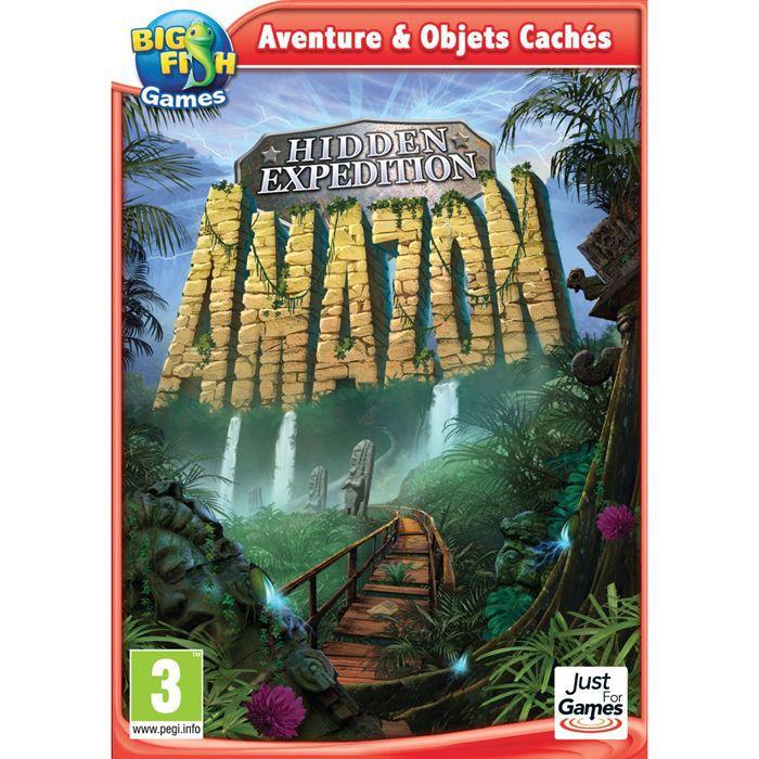 Hidden Expedition 3 Amazon Jeu Pc Achat Vente Jeu Pc Hidden Expedition 3 Amazon Cdiscount