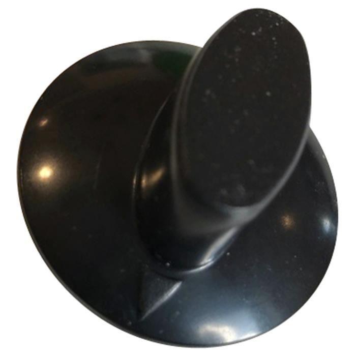 Manette noire - Plaque de cuisson - AIRLUX, GLEM (20137)
