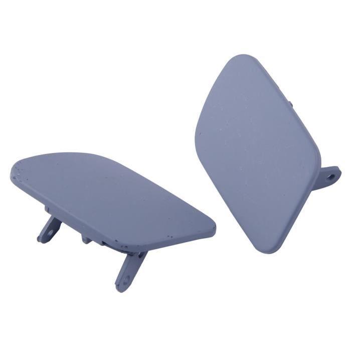 1 paire de capuchons de lave-phares de pare-chocs avant 7L6807751/7L6807752
