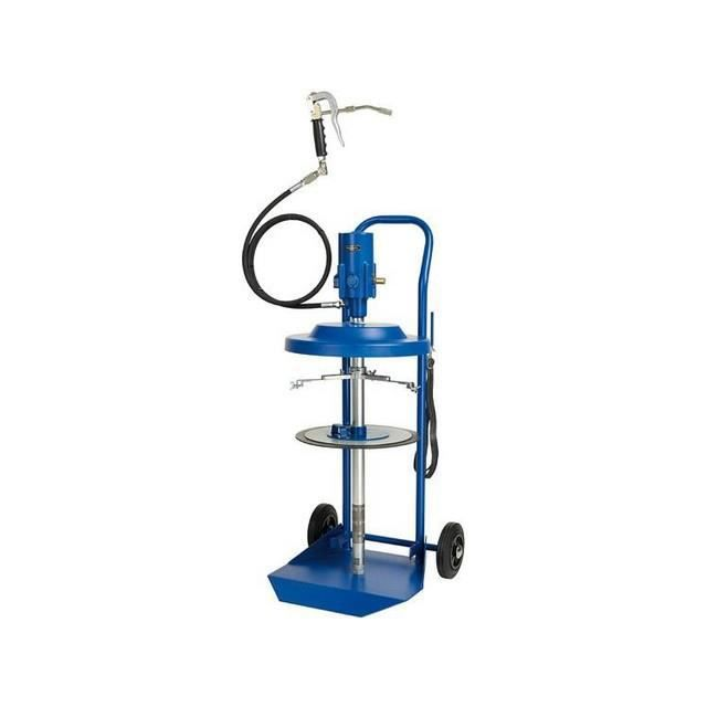 95910025 - Pompe à graisse pneumatique pour seau de 25kg Pressol