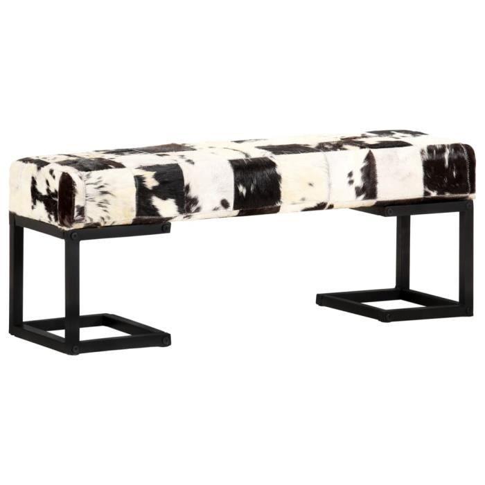 🎉7911 Moderne-Banc Banquette d'Entrée Style Contemporain scandinave -Pouf de Rangement grand confort -Meuble Bas Banc de rangement