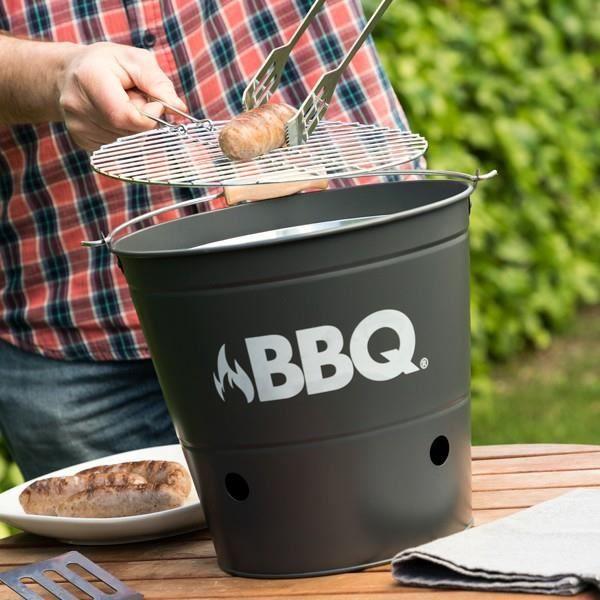 Barbecue à Charbon Cube BBQ