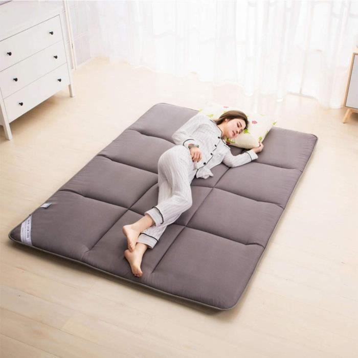 MATELAS J Matelas Pliable IKEA Adulte Thicken Tatami Respirante Confort Portable Matelas futon inviteacute Tapis de Sol Pliable 493