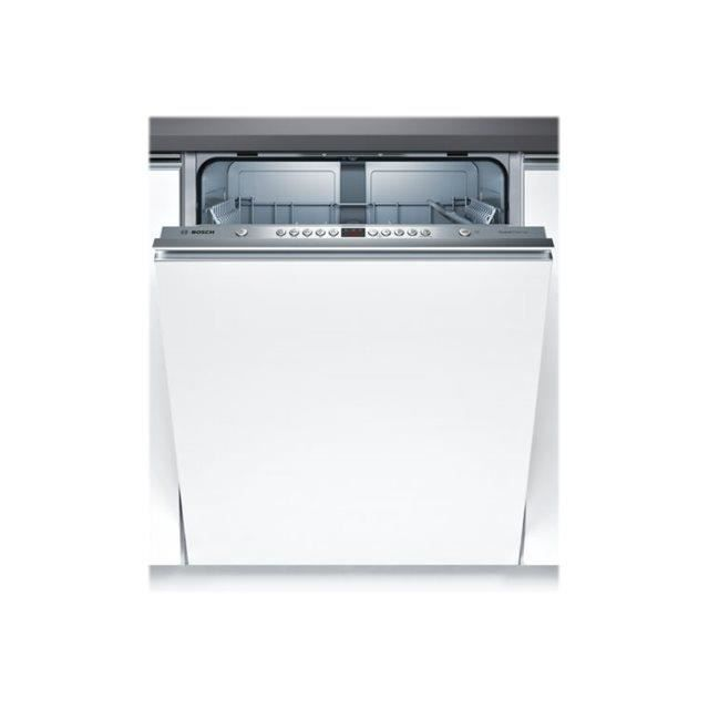 Bosch Serie 4 SMV45GX02E Lave-vaisselle intégrable Niche largeur : 60 cm profondeur : 55 cm hauteur : 81.5 cm