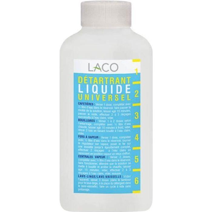 Détartrant liquide universel
