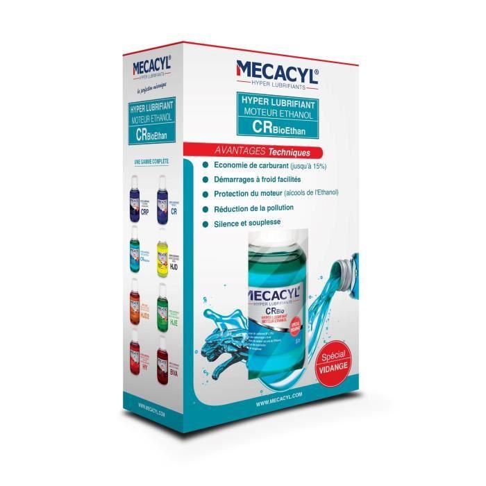 MECACYL CRBioEthan Hyper-Lubrifiant spécial vidange tous moteurs - 100ml