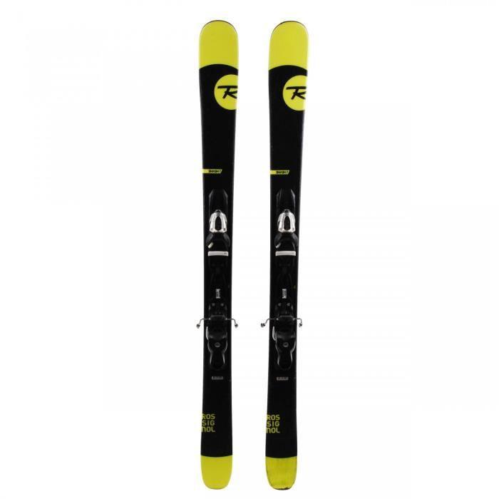 Ski Rossignol Smash 7 + fixations