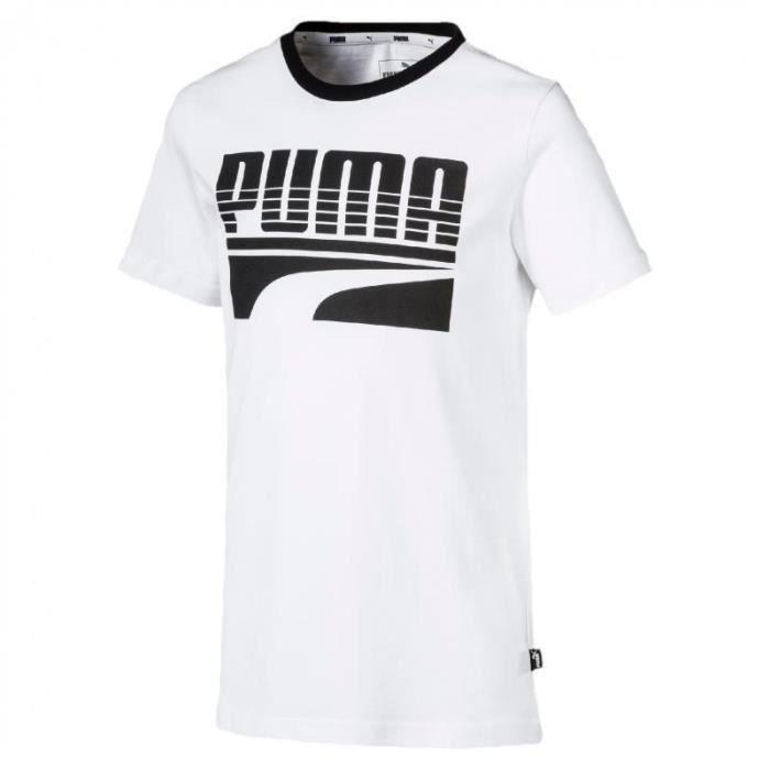 T-shirt junior Puma op top rbl