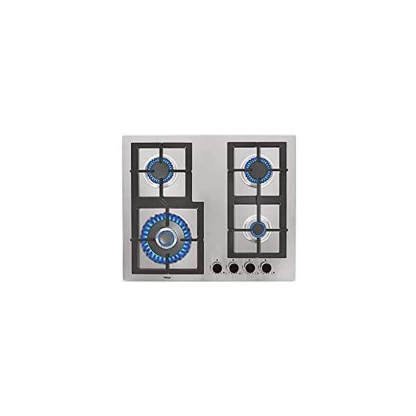 Art de la table - Plaque au gaz Teka EFX60 4 Feux à gaz (60 cm)