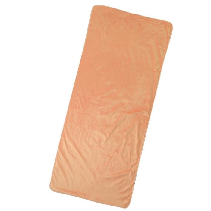 Drap-Housse de Massage Éponge Doux pour Table de Massage / Chameau