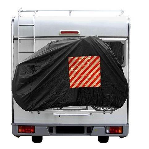 SAC DE TRANSPORT Housse de Protection 2 vélos Caravane + Pochette