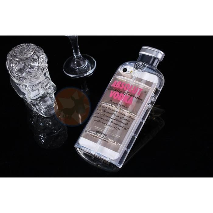 coque iphone 5 vodka