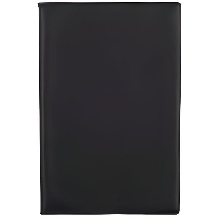 AGENDA - ORGANISEUR Agenda semainier exdi 16x24cm noir