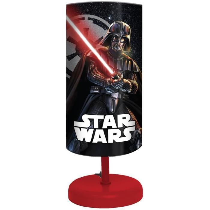 lampe de chevet star wars dark vador achat vente lampe de chevet star wars d les soldes. Black Bedroom Furniture Sets. Home Design Ideas