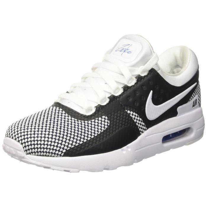 retail prices 100% authentic best sneakers NIKE Air Max zéro essentielles Chaussures de sport pour hommes ...